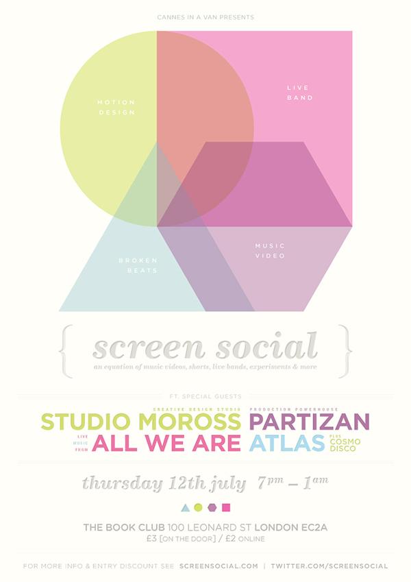 Screen Social 12.07.12