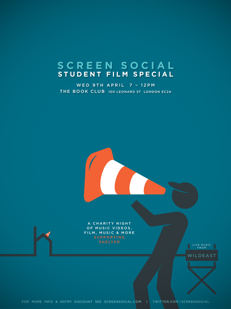 Screen Social #26 // Event Listings