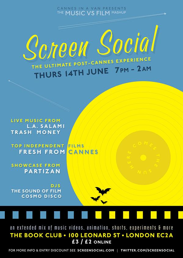 Screen Social 14.06.12