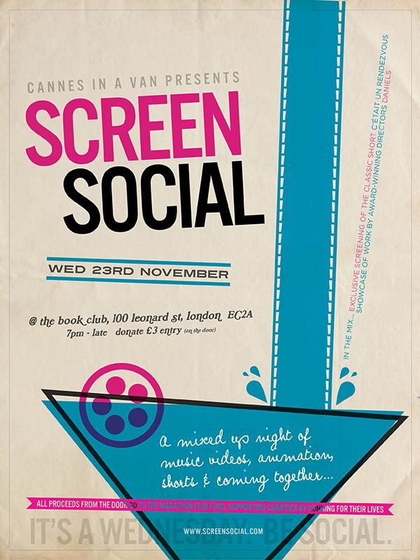 Screen Social: 23.11.11