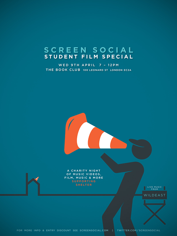 Screen Social #26: Student Film Special