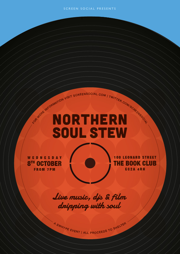 Screen Social #30: Northern Soul Stew