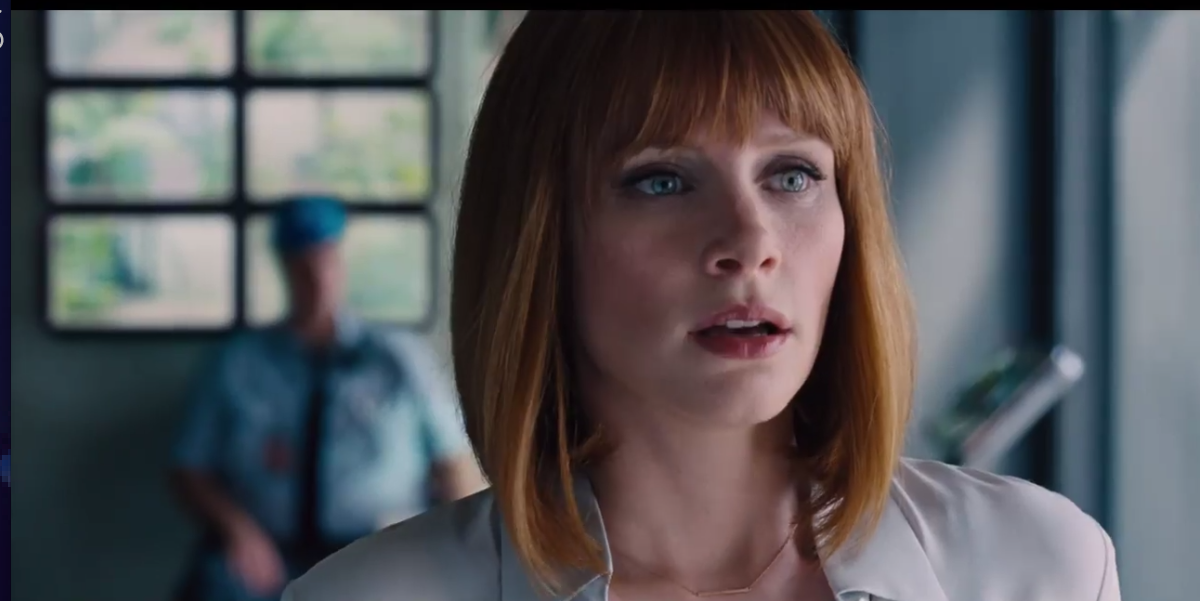 The Park is Open! The Jurassic World Trailer