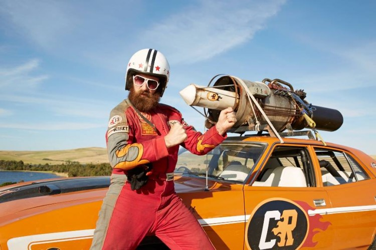"""Go Hard to the Paint"" with Captain Risky"
