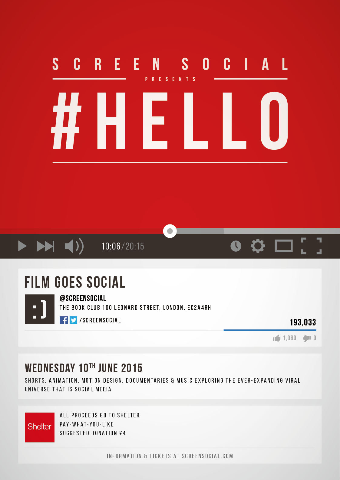 Screen Social #33: #HELLO