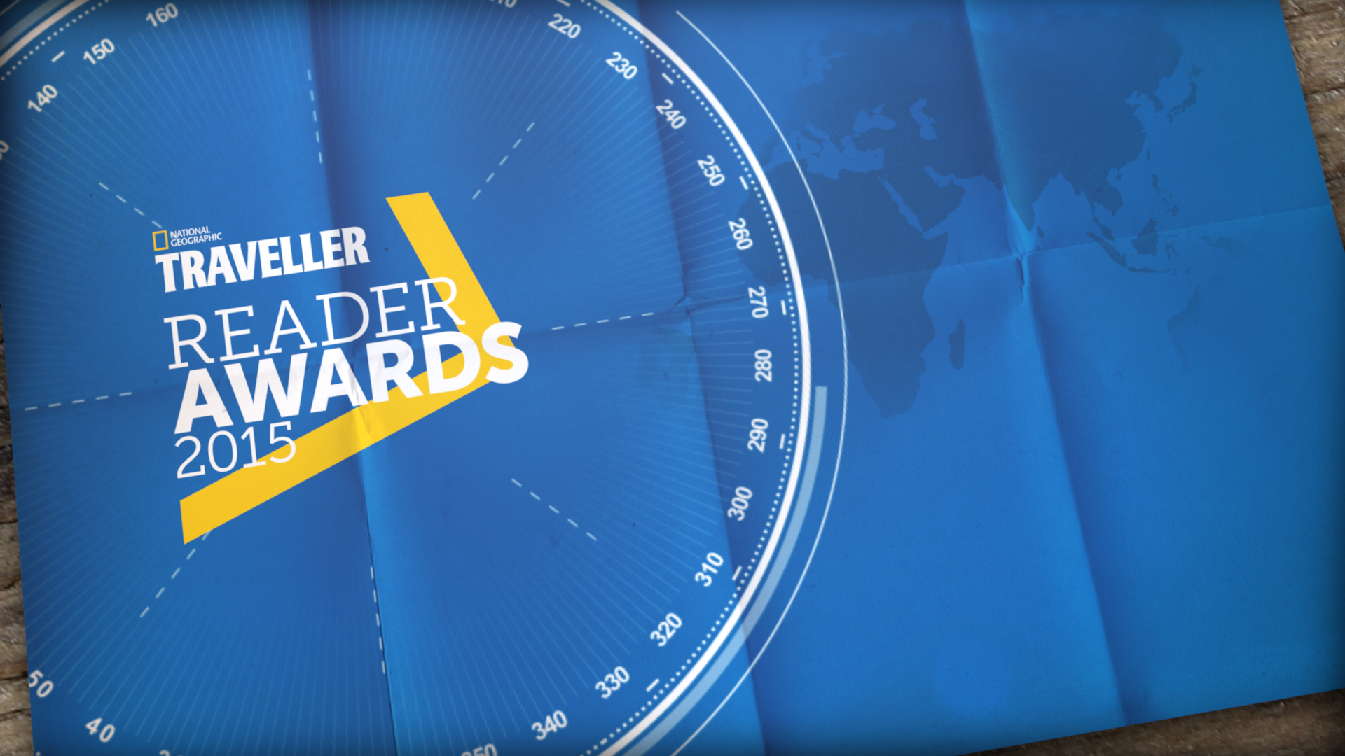 Watch Again: National Geographic Traveller Reader Awards 2016