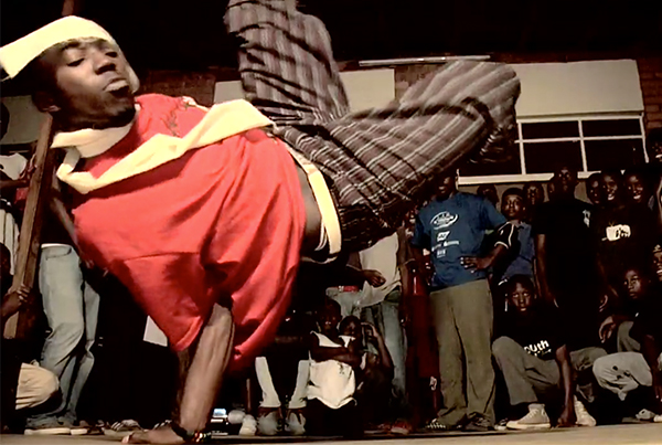 Dance on film: Breakdance Project Uganda