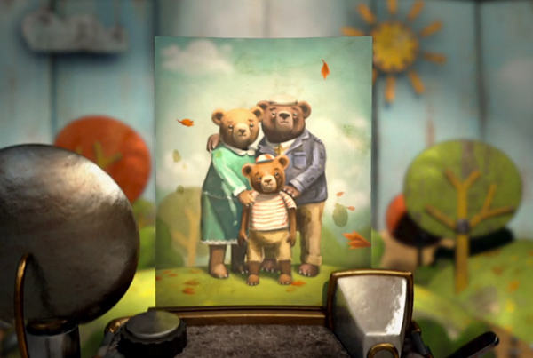 Osorio's 'Bear Story' Wins Oscar for Best Animated Short