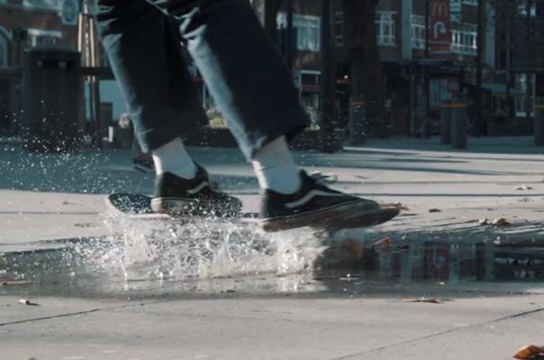 A Guide to Cracks & Curbs: London dir. Stay Wild