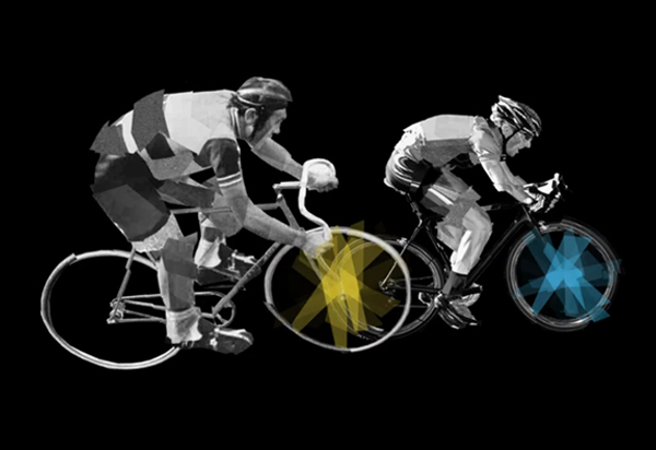 Bike Race: Animation dir. by Tom Schroeder