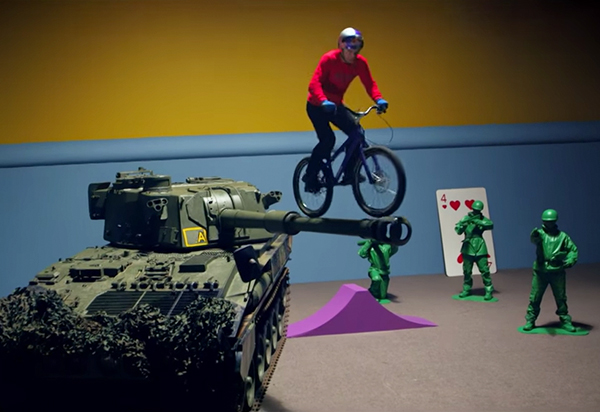 Danny MacAskill's: Imaginate
