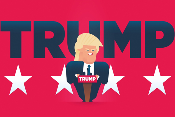 #TRUMPFACTS: An Animated Series Featuring his most Shocking Quotes
