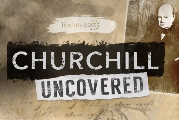 Find My Past ▹ Churchill Uncovered