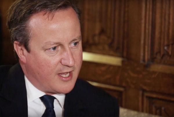 David Cameron Interview before EU Referendum