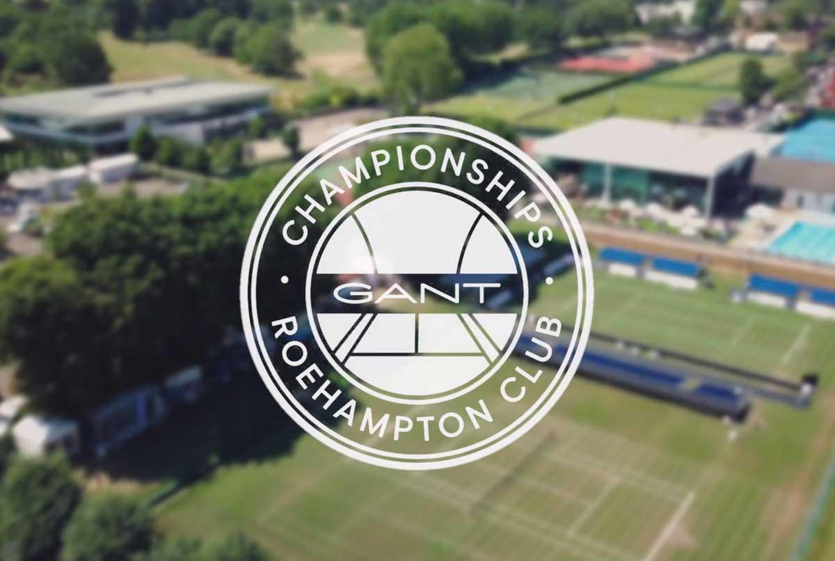 GANT ▹ The Gant Tennis Championships