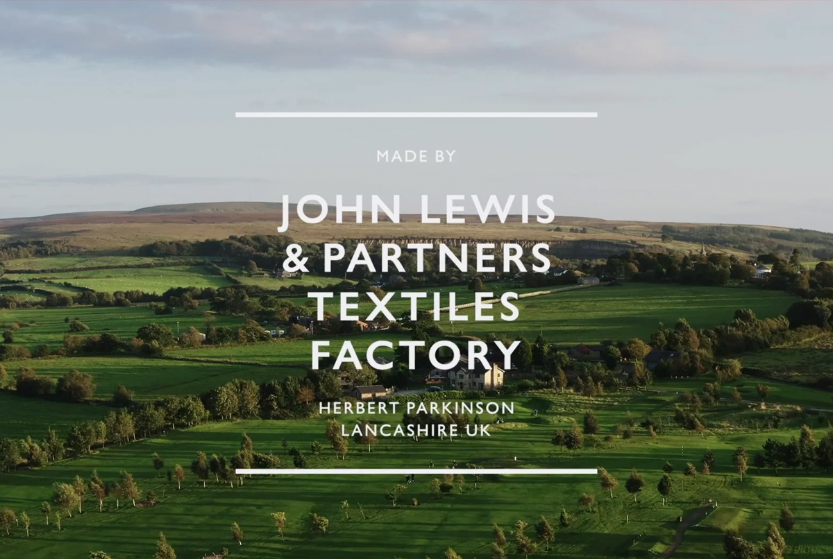 John Lewis ▹ Textiles Video Series
